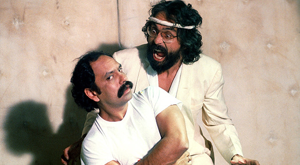 CHEECH AND CHONG'S NICE DREAMS, Cheech Marin, Tommy Chong, 1981, (c) Columbia/courtesy Everett Colle