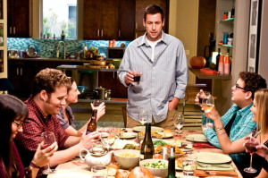 9 Most Awkward Family Dinners in Movies