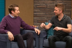 Chris Hardwick Insults Scott and Hijacks the Show