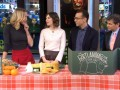 Fred and Carrie Cook Up Some Fun on Good Morning America