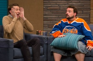 Kevin Smith Shows Off His Comic Book Expertise