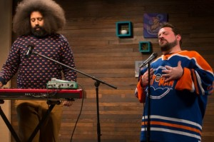 Kevin Smith Sings a Powerful Song About Cereal