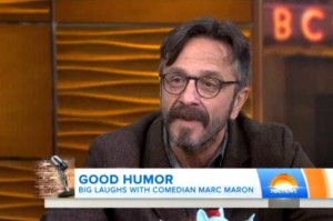 Marc Maron Talks Being an Overnight Sensation Decades in the Making on Today