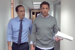 Seth Meyers' Aaron Sorkin Parody Is Pretty Damn Impressive