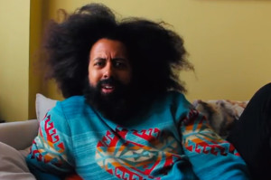 Reggie Watts Wants You to Work Harder, So Get to It