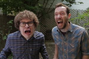 John & Geoff Are Stuck in Backyard Barbecue Purgatory