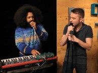 Reggie Watts and Chris Hardwick make music about a very special pony.