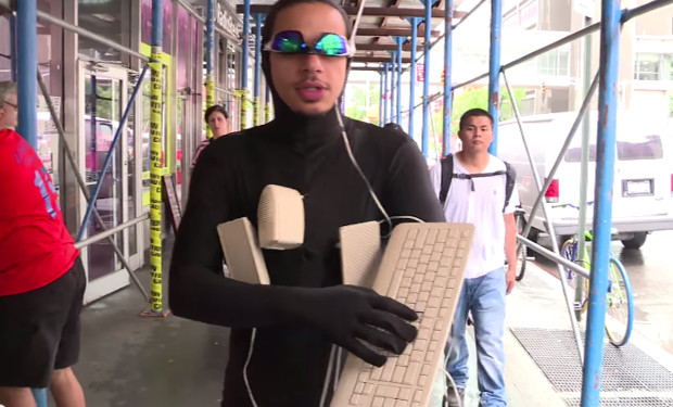 Eric Andre Google Robot