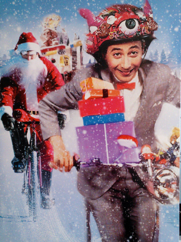 5 Ways Pee-Wee Herman Wins Christmas – IFC