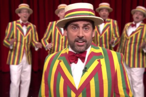 "Get Freaky with Steve Carell's Ragtime ""Sexual Healing"""