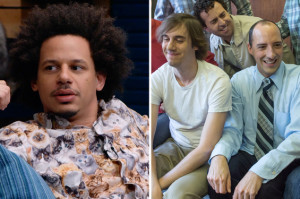 This Friday: Eric Andre Comes to CBB, Tony Hale Helps Out The Birthday Boys