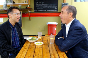 Fred Takes Jerry Seinfeld Deep Into the Heart of Portland