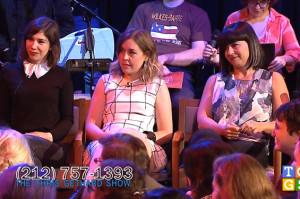 Watch Sleater-Kinney Invade The Chris Gethard Show