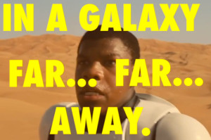 Star Wars VII Trailer Gets the Whimsical Wes Anderson Treatment