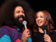 Reggie Watts and Maya Rudolph come together to create a beautiful song about dreams and cars with the help of some ridiculous accents.