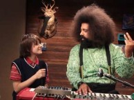 Reggie Watts and Noël Wells come together to create a song about a princess in distress.