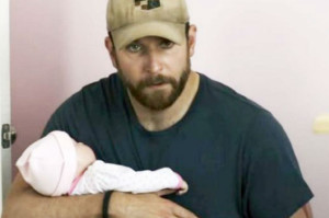 American Sniper Baby Gets the Oscar Campaign Ad It Deserves