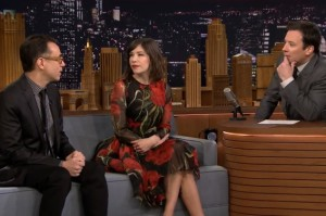 Fred Gives Carrie Really Great Advice on Fallon