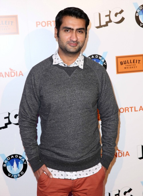 kumail nanjiani x files