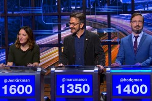 Watch Chris Hardwick Face Off Against Marc Maron on @midnight