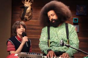 Noël Wells Sings a Fairy Tale with Reggie Watts