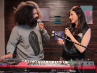 Reggie makes music with special guest Michaela Watkins