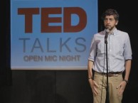 An open mic night for scientists and thinkers to try out their terrible Ted Talks.