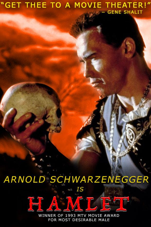 Last Action Hero Hamlet
