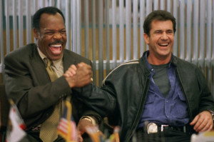 10 Signs You're Watching a Buddy Cop Movie