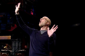 Watch Chris Elliott's Hilarious and Touching Musical Tribute to David Letterman