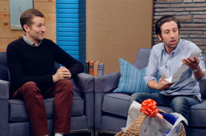 Simon Helberg Gets the Worst Gift Basket Ever