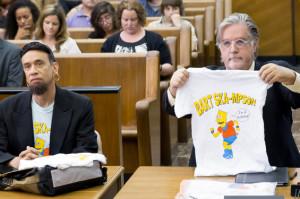 The Simpsons Creator Matt Groening Takes Spyke to Court