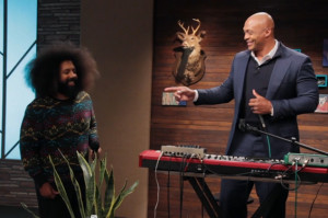 Watch Reggie and Eddie George Make Sweet Music Together