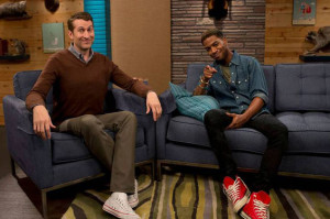 Comedy Bang! Bang! Passes the Mic to Kid Cudi
