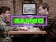 Mike and Frank discuss Rambo.