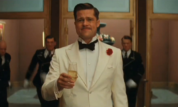 Brad Pitt Inglourious Basterds