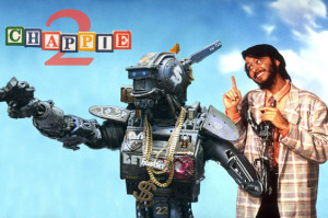 Check out the Poster for the Chappie Sequel We Want to See