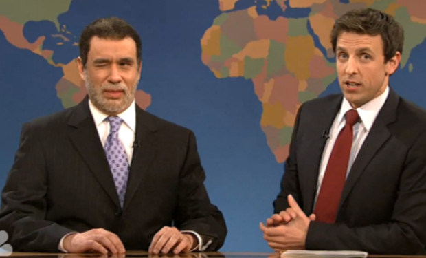 Fred Armisen Weekend Update