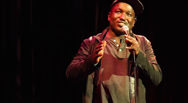 Hannibal Buress heckler video