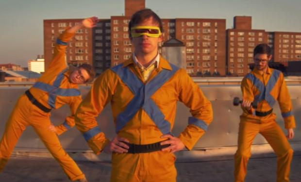 Wes Anderson X-Men