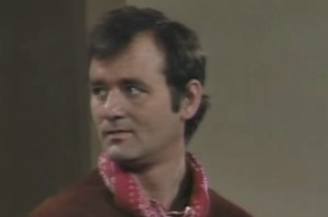 Bill Murray Is Every Dad's Nightmare in Rare Clip from Second City Archives