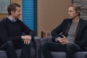 Natasha Lyonne Has a Very Scary Question for Dax Shepard