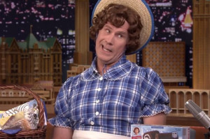 Will Ferrell as Little Debbie Is Downright Disturbing