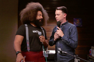 Watch Colin Hanks Sing an Ode to the Reggie Watts Lifestyle