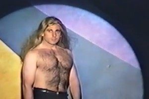 Steve Carell Is a Hunk of Burning Love as Fabio in Vintage Second City Clip