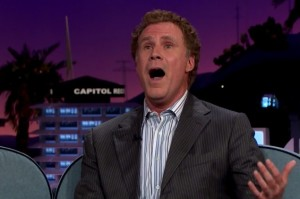 You Have To See Will Ferrell Sing the Star Trek Theme Song