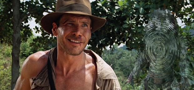 Indiana Jones Vs. Predator