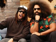 Reggie Watts creates an improvised song with the help of special guest Lil Jon.