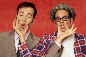 Rejoice! Bob Odenkirk and David Cross Are Returning to Sketch Comedy