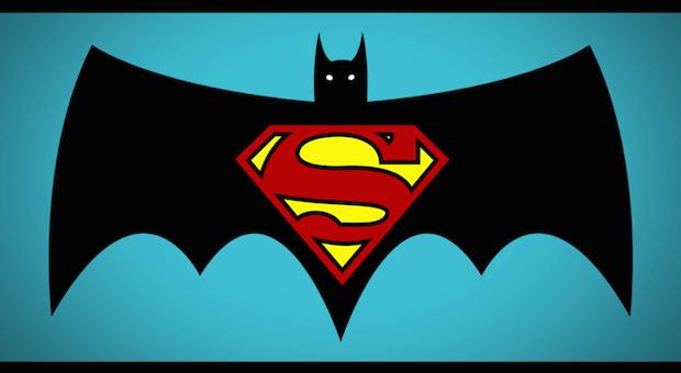 Batman V. Superman Retro